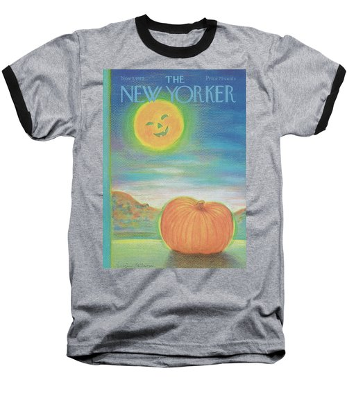 New Yorker November 3rd, 1975 Baseball T-Shirt