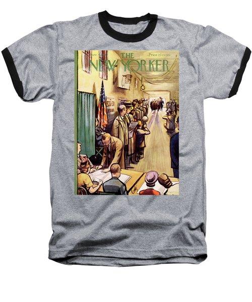 New Yorker November 4th, 1950 Baseball T-Shirt