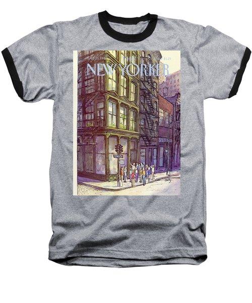 New Yorker October 13th, 1980 Baseball T-Shirt