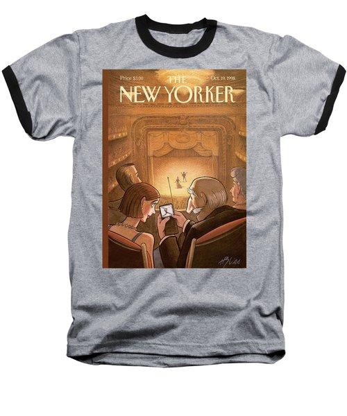 New Yorker October 19th, 1998 Baseball T-Shirt