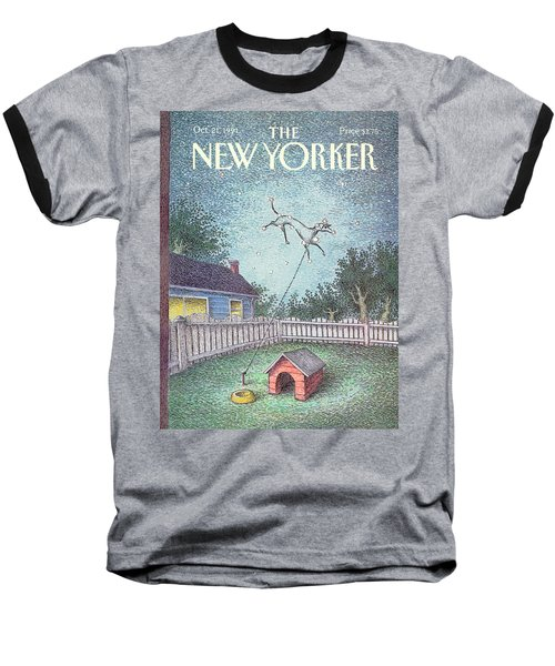New Yorker October 21st, 1991 Baseball T-Shirt