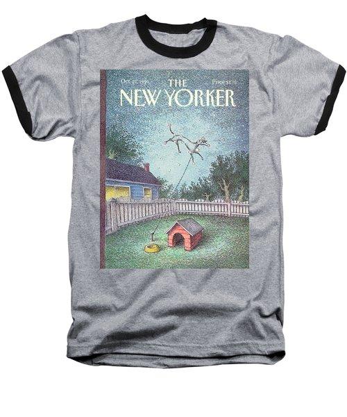 New Yorker October 21st, 1991 Baseball T-Shirt