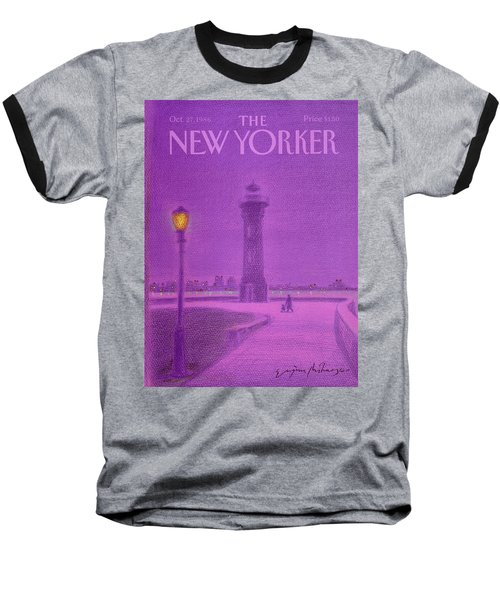 New Yorker October 27th, 1986 Baseball T-Shirt