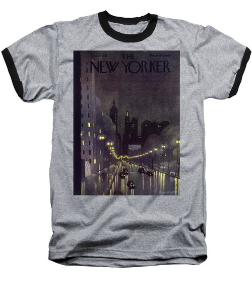 New Yorker October 29 1932 Baseball T-Shirt