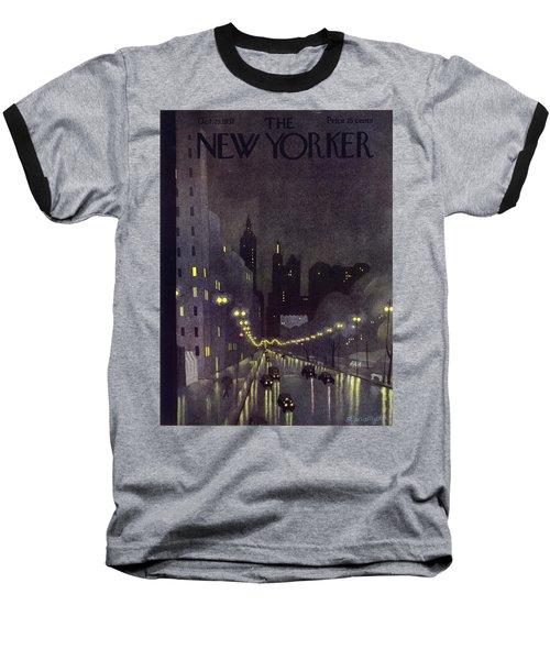New Yorker October 29 1932 Baseball T-Shirt