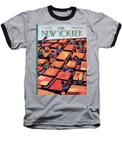 New Yorker October 29th, 1966 Baseball T-Shirt