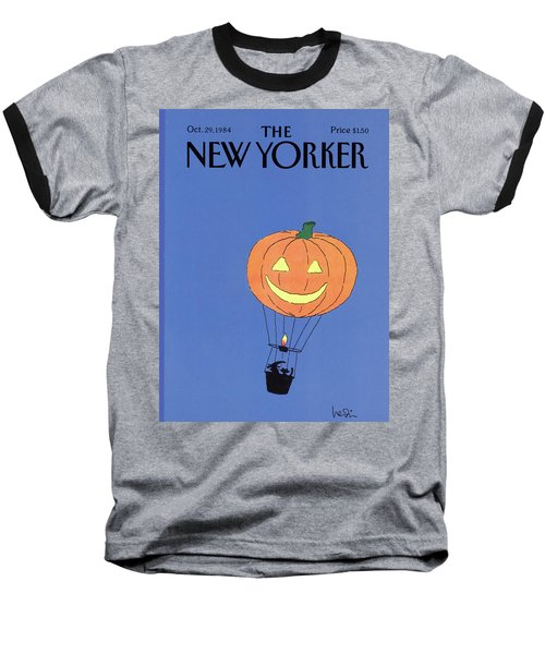 New Yorker October 29th, 1984 Baseball T-Shirt