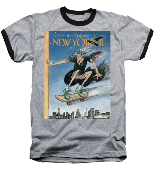 New Yorker October 30th, 1995 Baseball T-Shirt