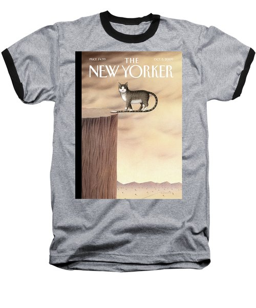 New Yorker October 5th, 2009 Baseball T-Shirt