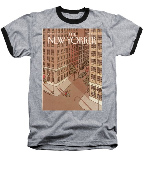 New Yorker October 6th, 1986 Baseball T-Shirt