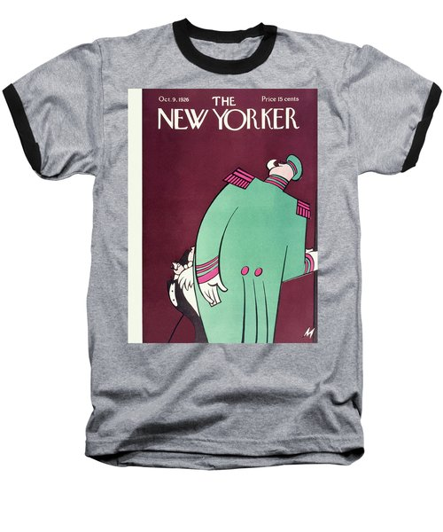New Yorker October 9 1926 Baseball T-Shirt
