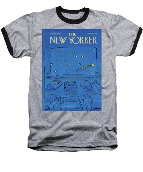 New Yorker September 11th, 1978 Baseball T-Shirt