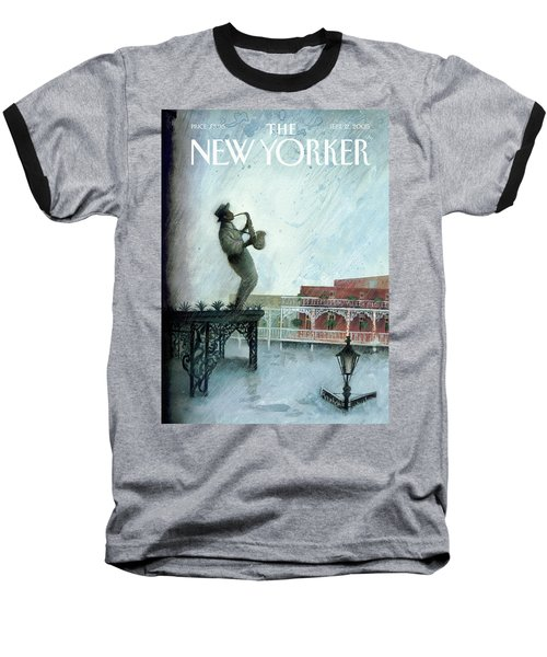New Yorker September 12th, 2005 Baseball T-Shirt