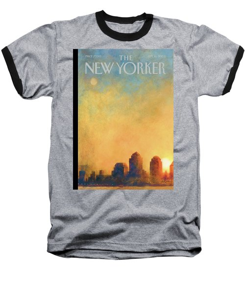 New Yorker September 16th, 2002 Baseball T-Shirt