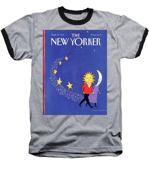 New Yorker September 19th, 1988 Baseball T-Shirt