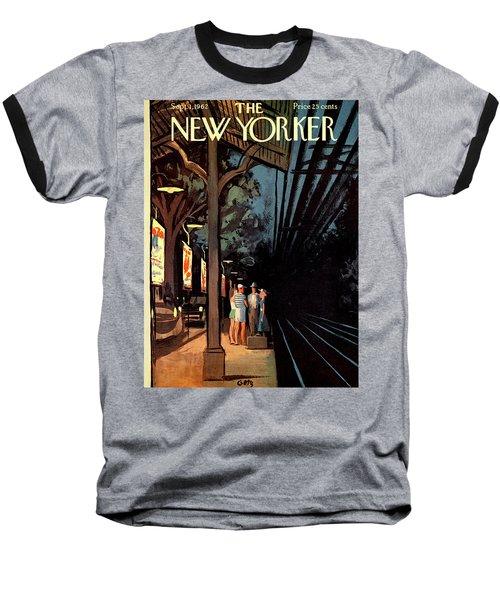 New Yorker September 1st, 1962 Baseball T-Shirt