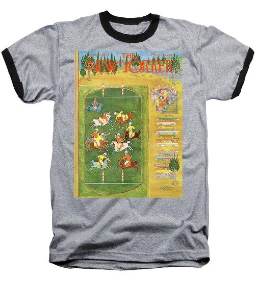 New Yorker September 21st, 1963 Baseball T-Shirt