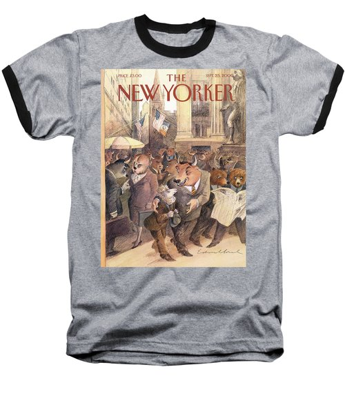 New Yorker September 25th, 2000 Baseball T-Shirt