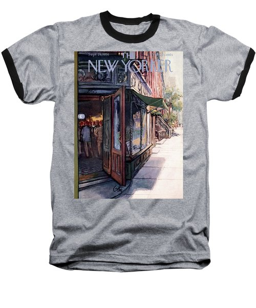New Yorker September 29th, 1956 Baseball T-Shirt