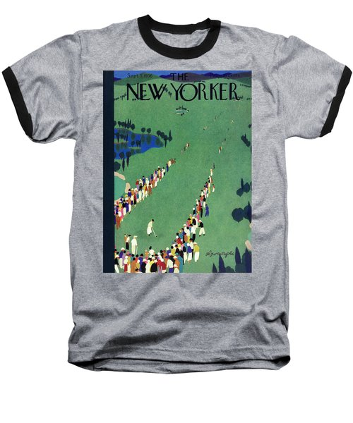 New Yorker September 5 1936 Baseball T-Shirt