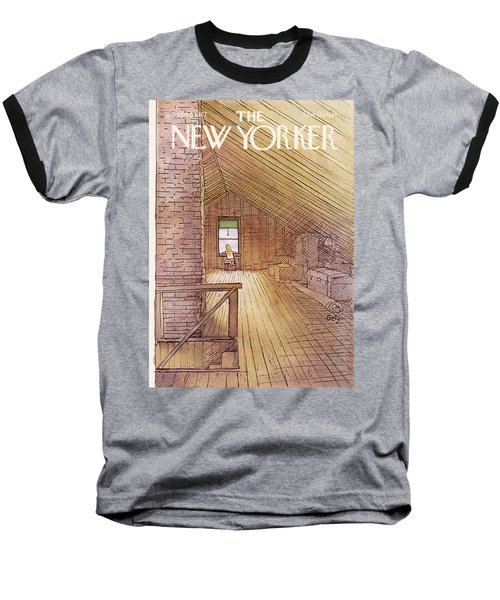 New Yorker September 5th, 1977 Baseball T-Shirt