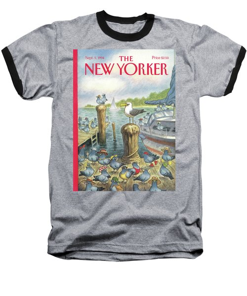 New Yorker September 5th, 1994 Baseball T-Shirt