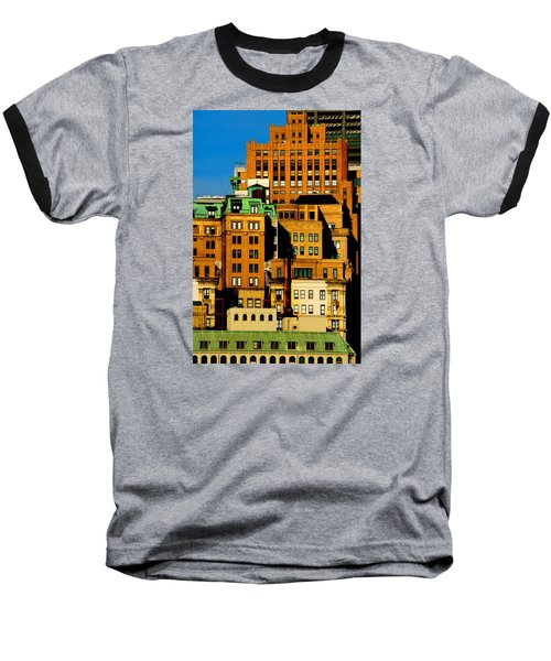 New York Morning Baseball T-Shirt