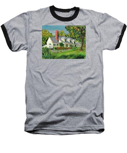 Next To The Wooden Duck Inn Baseball T-Shirt