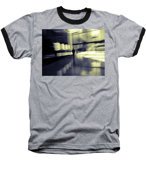 Baseball T-Shirt featuring the photograph Nexus by Alex Lapidus