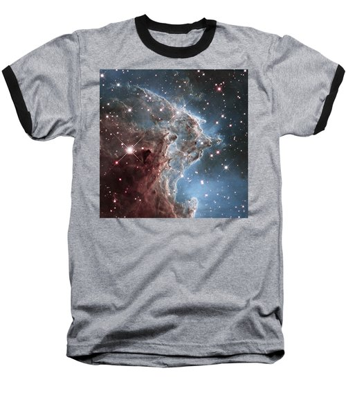 Ngc 2174-nearby Star Factory Baseball T-Shirt