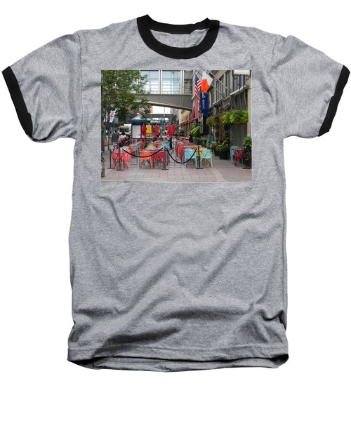 Nicollet Ave. Restaurant 1 Minneapolis Baseball T-Shirt