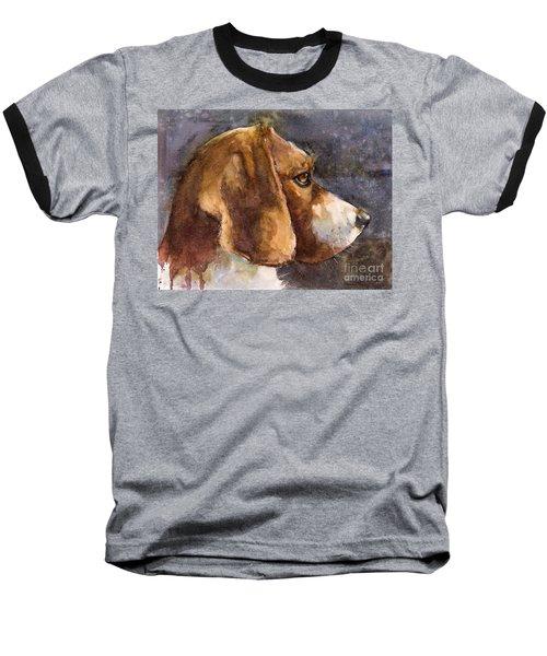 Night Calls Baseball T-Shirt