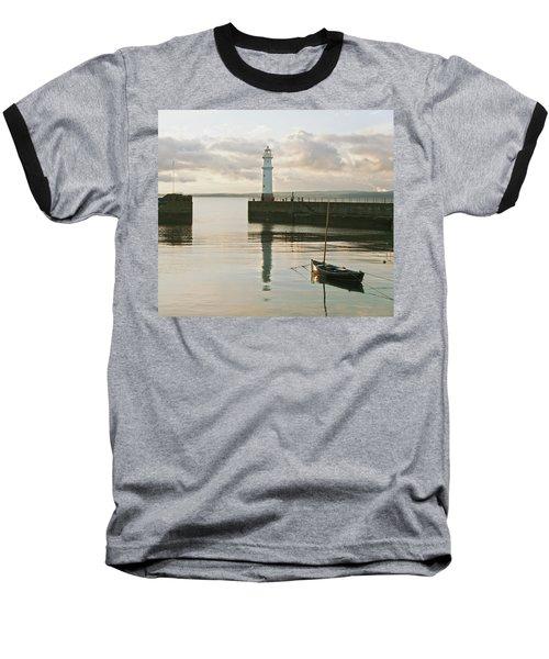 Night Is Coming Baseball T-Shirt
