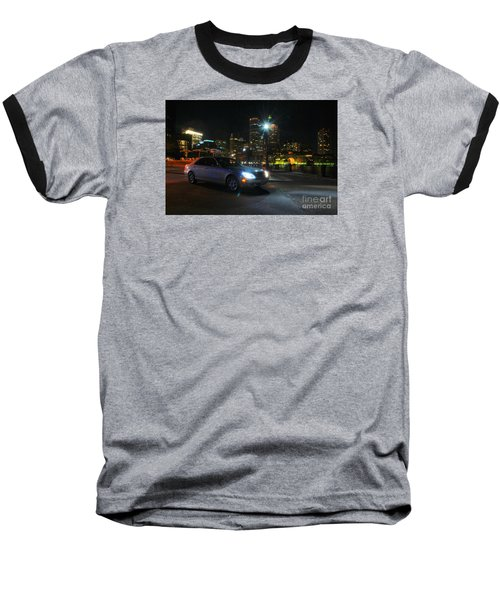 Night Out In Boston Baseball T-Shirt