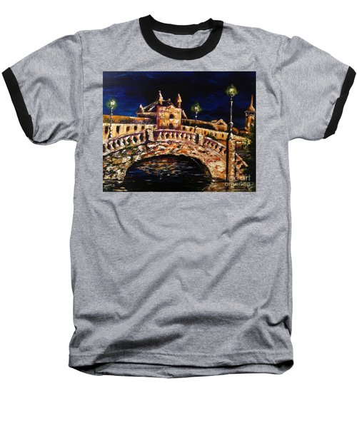 Night Passage Baseball T-Shirt