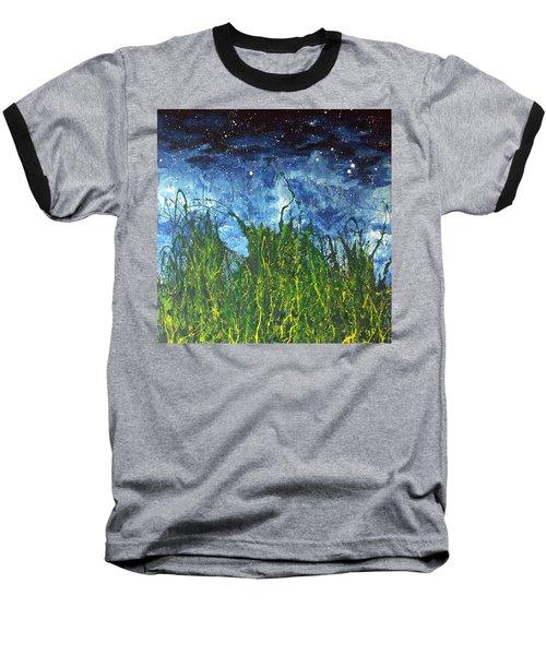 Night Sky 2007 Baseball T-Shirt