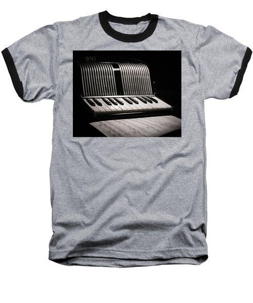 Night Song Baseball T-Shirt