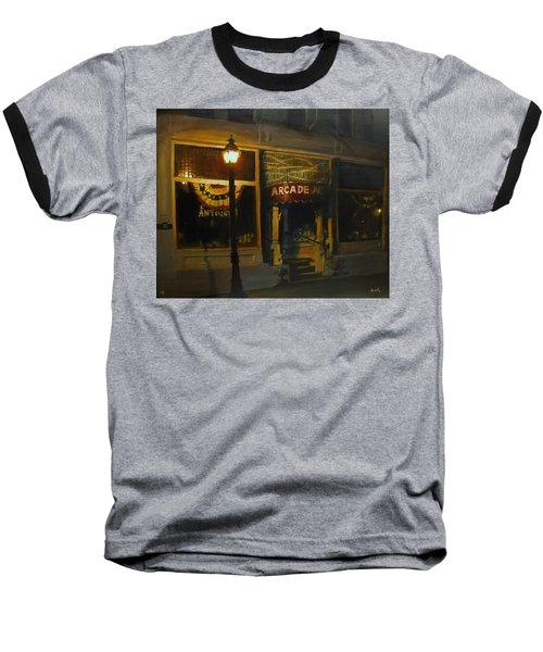 Night Time Baseball T-Shirt