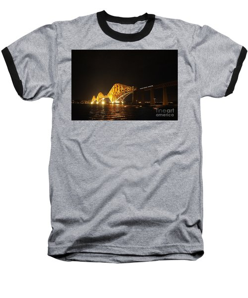 Night Train Baseball T-Shirt