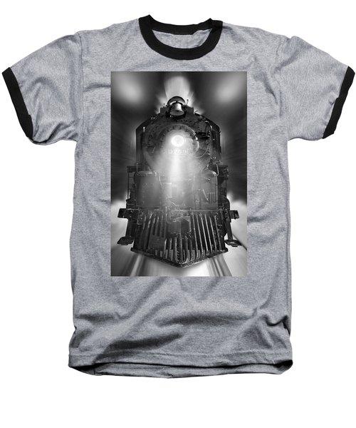 Night Train On The Move Baseball T-Shirt