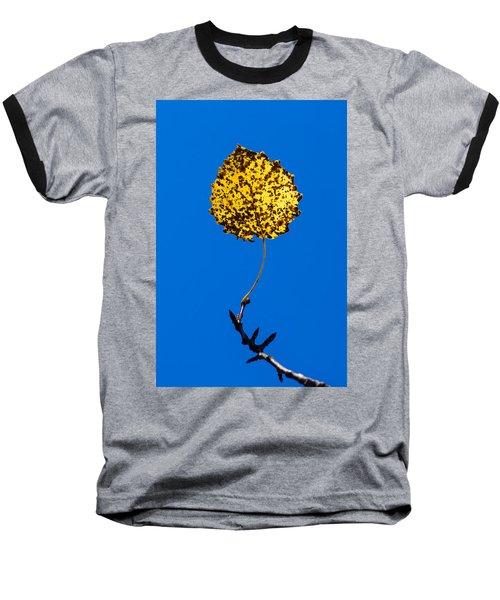 Nightlight Baseball T-Shirt by Alexander Senin