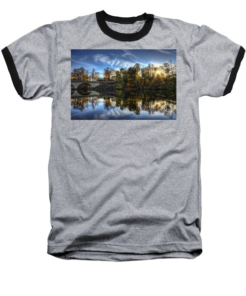 Niles Reflections Baseball T-Shirt