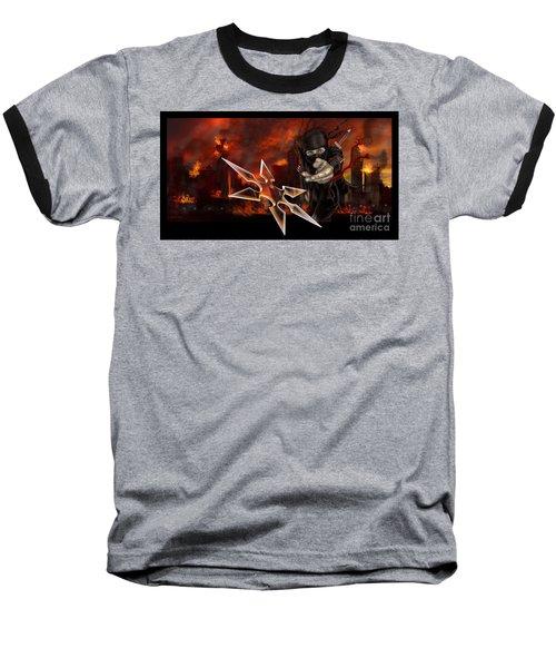 Ninja Baseball T-Shirt