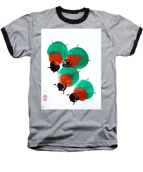 Nippon No Kabutomushi Baseball T-Shirt