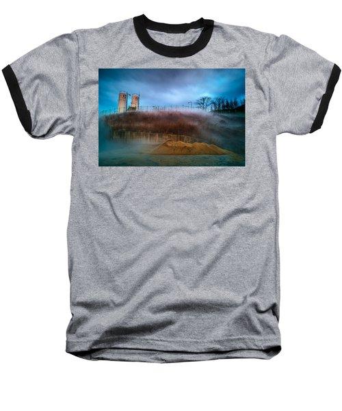 Nitrogen Fog Baseball T-Shirt