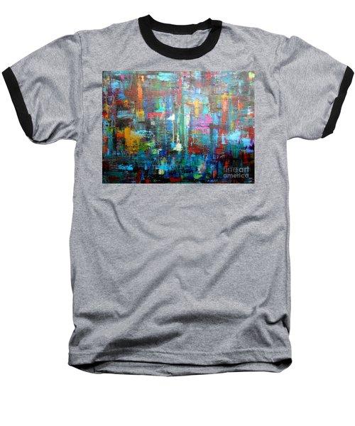 No. 1230 Baseball T-Shirt by Jacqueline Athmann