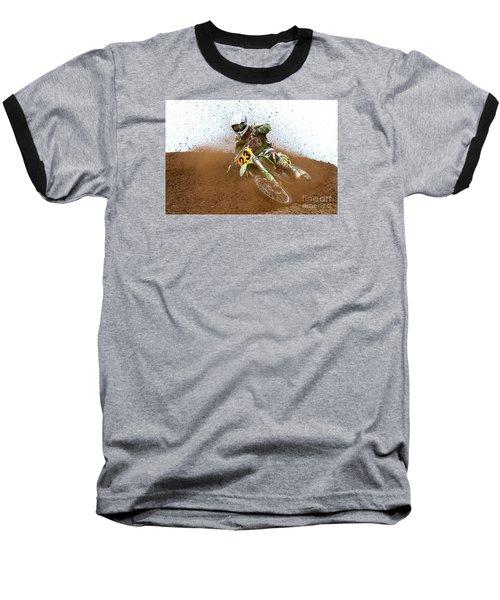 No. 23 Baseball T-Shirt by Jerry Fornarotto
