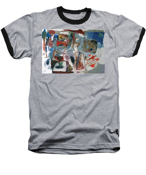 No 3 In A Series Of Assemblages Baseball T-Shirt