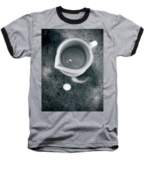 No Cream For My Coffee Baseball T-Shirt