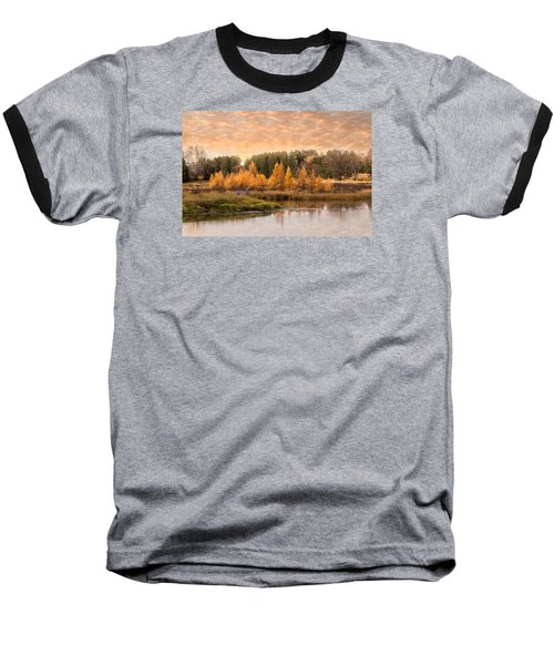 Tamarack Buck Baseball T-Shirt